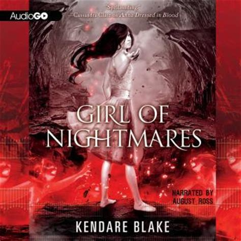 Kendare Dressed In Blood listen to dressed in blood 2 of nightmares by kendare at audiobooks