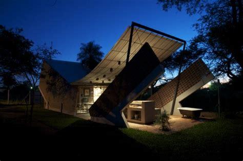 Hammock Mansion by Hammock House Laboratorio De Arquitectura Asuncion Paraguay