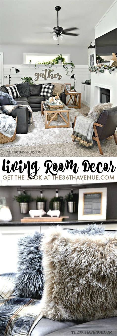 modern living room decor ideas living room farmhouse decor ideas the 36th avenue