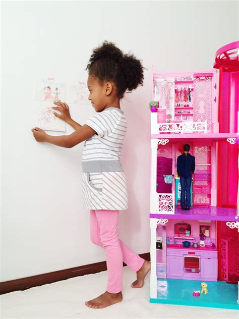 film barbie house my daughter a future film producer in the making