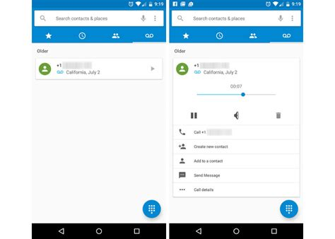how to reset voicemail password on droid x android m feature voicemail tab in dialer app listen to