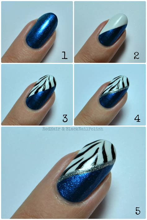 easy nail art with steps simple nail art tutorial step by step style arena