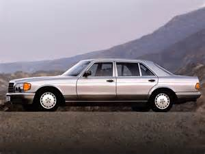 Mercedes 500sel Mad 4 Wheels 1985 Mercedes 500sel W126 Best