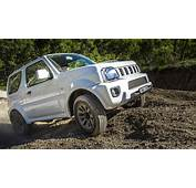 2015 Suzuki Jimny Sierra Review  Photos CarAdvice