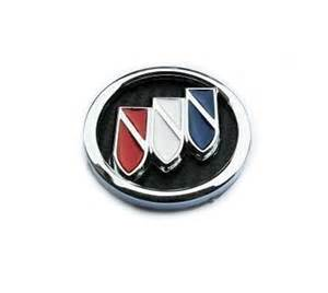 Buick Emblem Free Shipping Chromed Car Logo Badge Emblem For Wheel