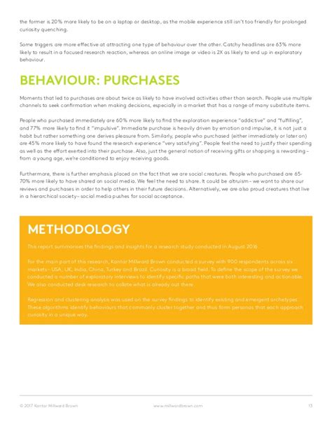 Kantar Millward Brown Mba by The Generation Curious Research