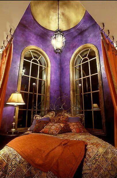 purple and orange bedroom metallic gold royal purple and burnt orange this is a