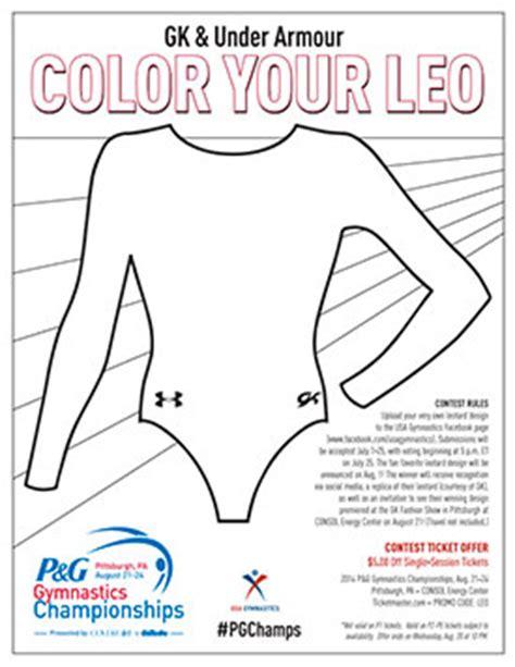 usa gymnastics coloring pages usa gymnastics color your leo contest begins today
