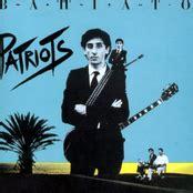 prospettiva nevski testo patriots franco battiato tracklist copertina canzoni