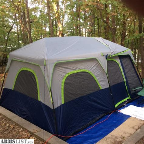 instant for sale armslist for sale cvally instant cabin tent