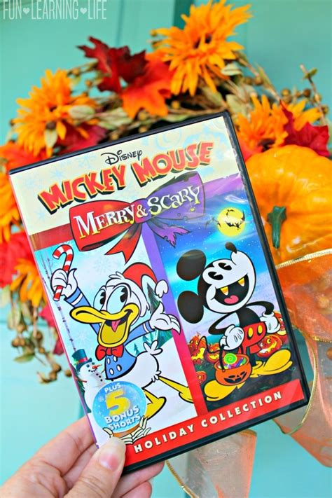 mickey mouse merry celebrate the holidays with the mickey mouse merry scary