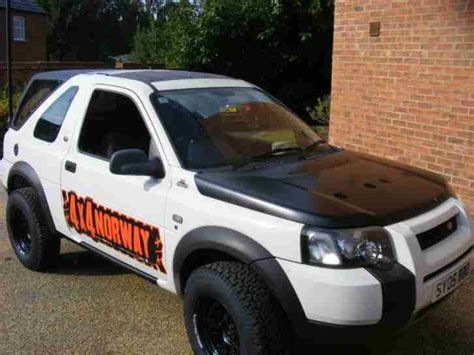 land rover freelander off road land rover freelander off road ready expedition laner