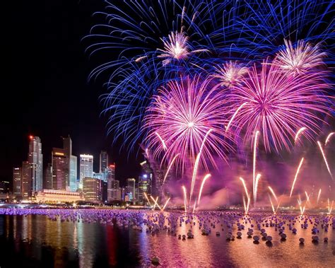 new year holidays singapore new years fireworks city at hd wallpaper 1920x1200 wallpapers13