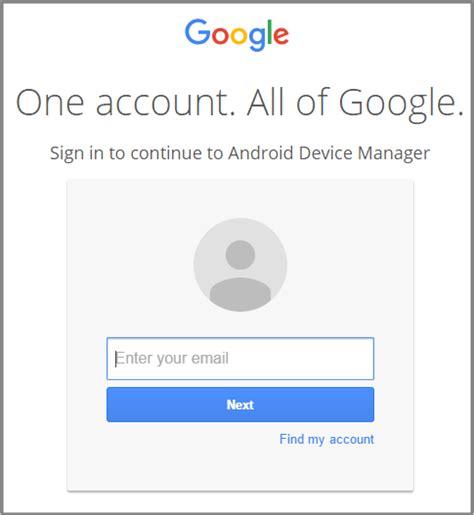 android device manager login handphone hilang cara mengesan lokasi telefon bimbit anda