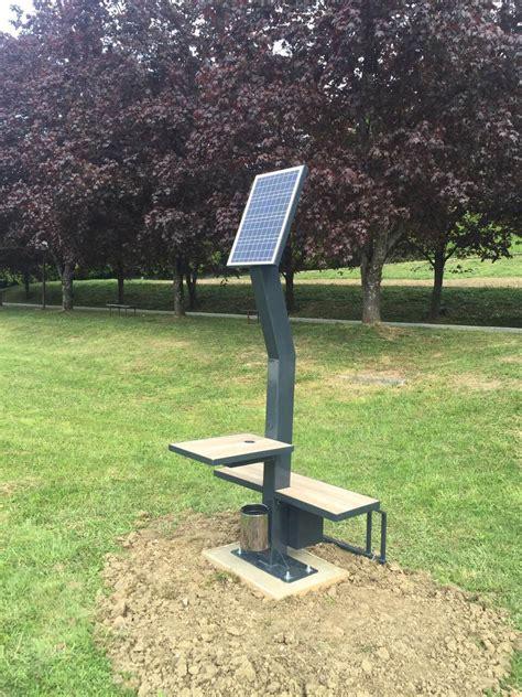 solar bench solar bench energomobil
