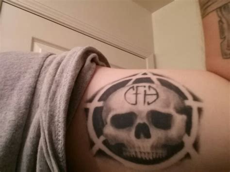 cfh tattoo my tattoos pinterest