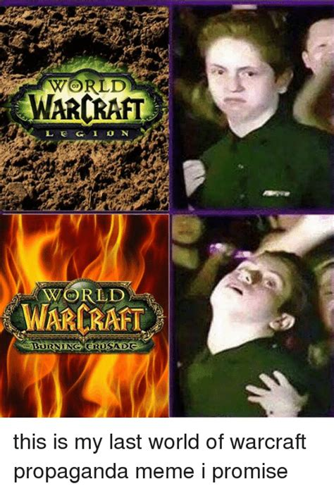 World Of Warcraft Meme - pin wow demotivational memes best collection of funny on