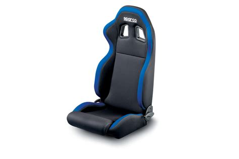 sparco reclining seats sparco r100 reclining seat blackblue 2 00961nraz free