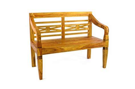Gartenbank Holz Massiv Gunstig