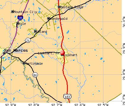 lockhart texas map lockhart texas tx 78644 profile population maps real estate averages homes statistics