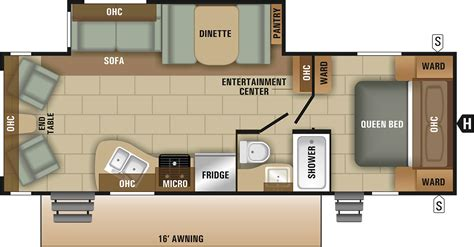 travel trailer floor plans travel trailer floor plan 2018 launch ultra lite 26rls starcraft rv