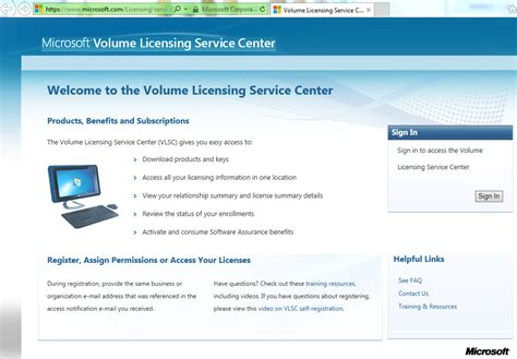 Microsoft Volume License malicious email disguised as microsoft volume licensing