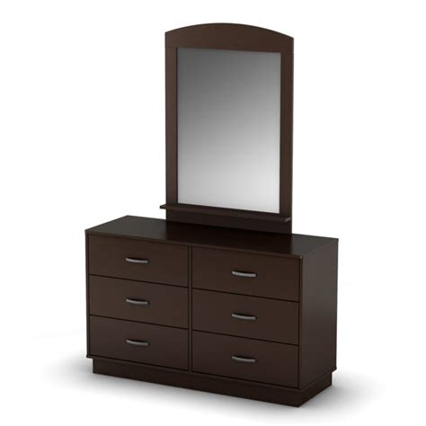 home dressers design group furniture espresso dresser with mirror modern design