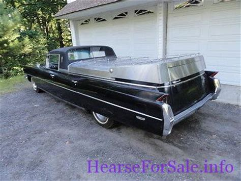 1964 cadillac hearse for sale cadillac 1964 flower car miller meteor funeral hearse