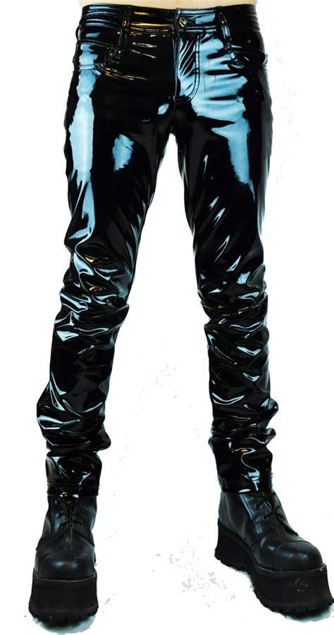 black pvc pat s future fashion