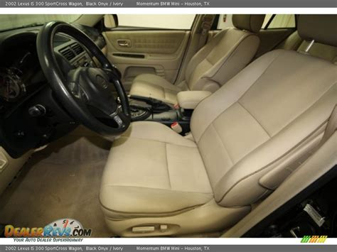lexus wagon interior ivory interior 2002 lexus is 300 sportcross wagon photo