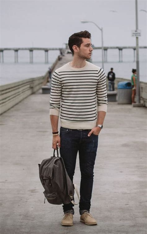 T Shirt Kaos Cewek Stripes Stripe Hitam Korea Import Murah 10 Fashion Tips For Guys