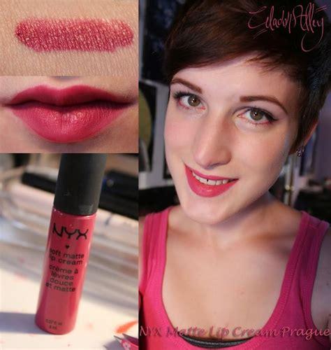 Nyx Prague nyx soft matte lip in prague celadon alley