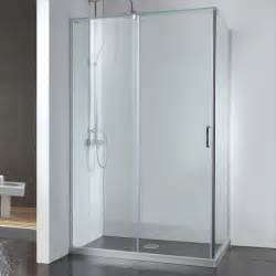 Shower With Sliding Door 45 Quot X 31 Quot Alva Corner Shower Enclosure With Sliding Door