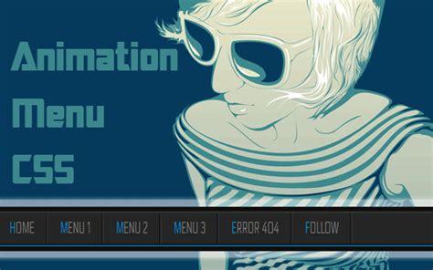 membuat menu dropdown css bertingkat dengan efek jquery css animasi menu dropdown blogger blog mas andes