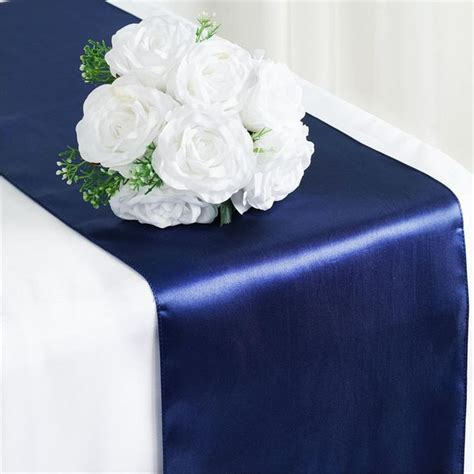 navy blue table runners wedding 1000 ideas about navy blue table runner on