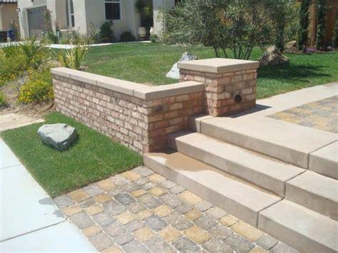 Brick Wall Pavers Landscaping General Epic Landscape Construction
