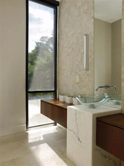 modern powder room design contemporary powder room hgtv