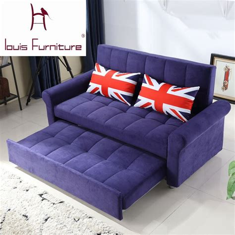 Sofa Bed Ruang Tv modern bedroom furniture small apartment sofa bed multifunctional sofa bed new sofa bed