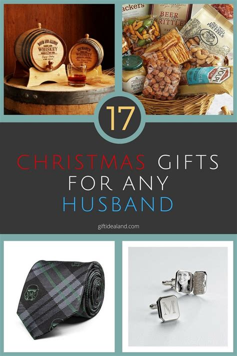 17 amazing gift ideas for husbands at christmas