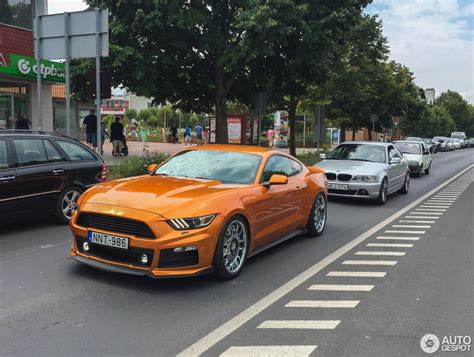 Roush Mustang 2016 by Ford Mustang Roush Stage 1 2015 28 Augustus 2016