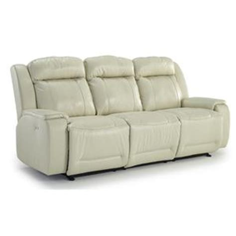 bradington newman transitional power reclining sofa