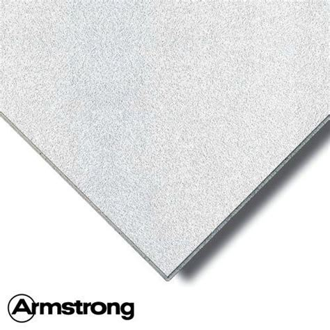 Tegular Edge Ceiling Tiles by Ceiling Tile 600mm X 600mm Unperforated Armstrong Dune