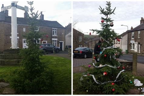 community christmas tree branded worst in britain