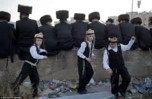 hasidic belz rebbe grandson shalom rokeach s wedding to