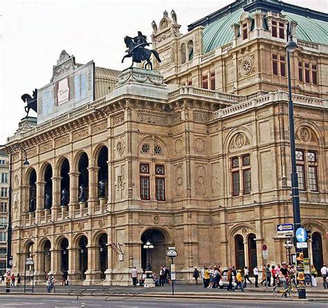 vienna opera house vienna state opera house austria traveling pinterest
