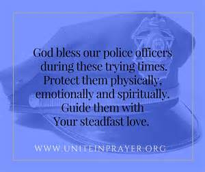 Prayers For Officers by Prayer Of Protection For Officers Unite In Prayer