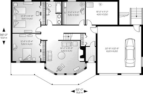 chasetown luxury mountain home plan 032d 0351 house