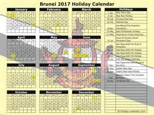 Brunei Kalender 2018 Brunei 2017 2018 Calendar