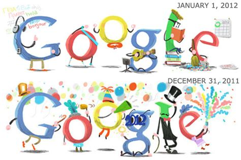 india election doodle doodles new year s day news18