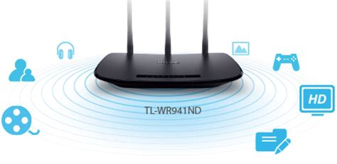better wireless router tl wr941nd 450mbps wireless n router tp link